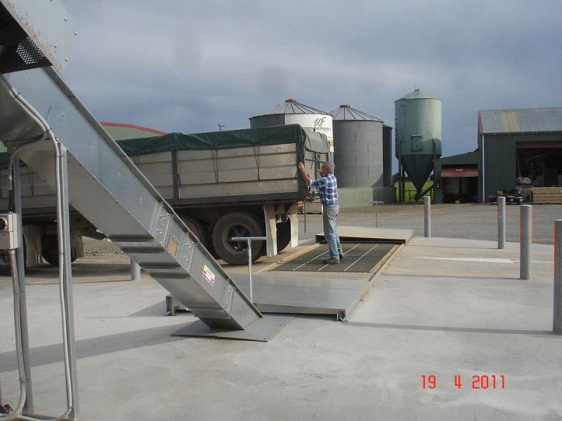 PMR - Agricultural Grain Systems